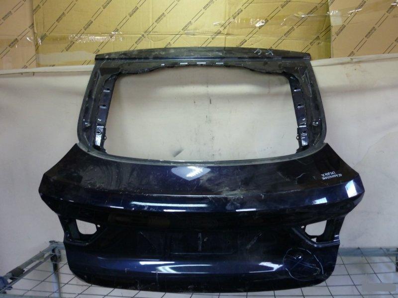 Крышка багажника Bmw X4 F26 2014