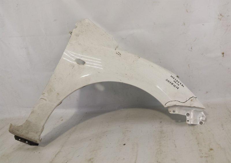 Крыло Mazda 3 BL 2009 переднее правое