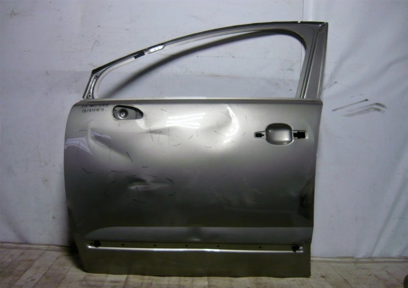 Дверь Peugeot 3008 1 2009 передняя левая