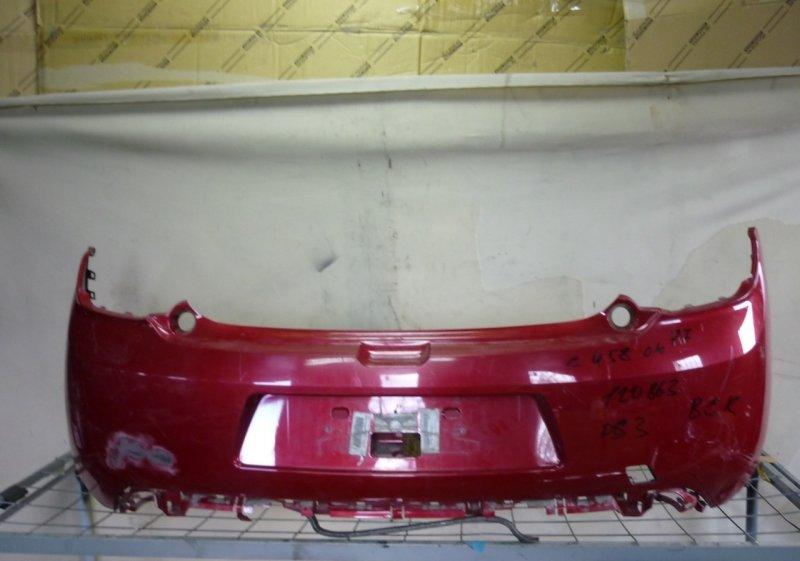 Бампер Citroen Ds3 1 2010 задний