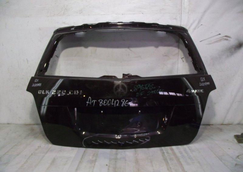 Крышка багажника Mercedes Glk X204 2008 задняя
