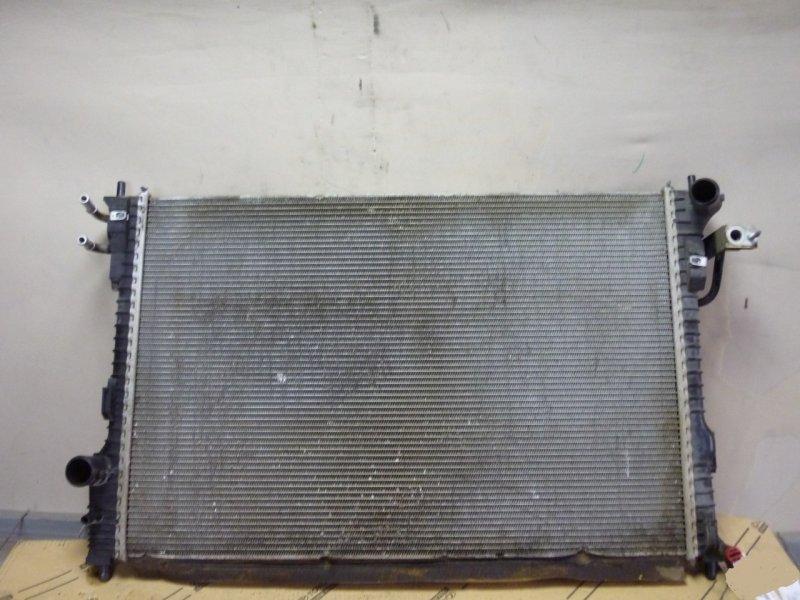 Кассета радиаторов Ford Explorer 5 2010
