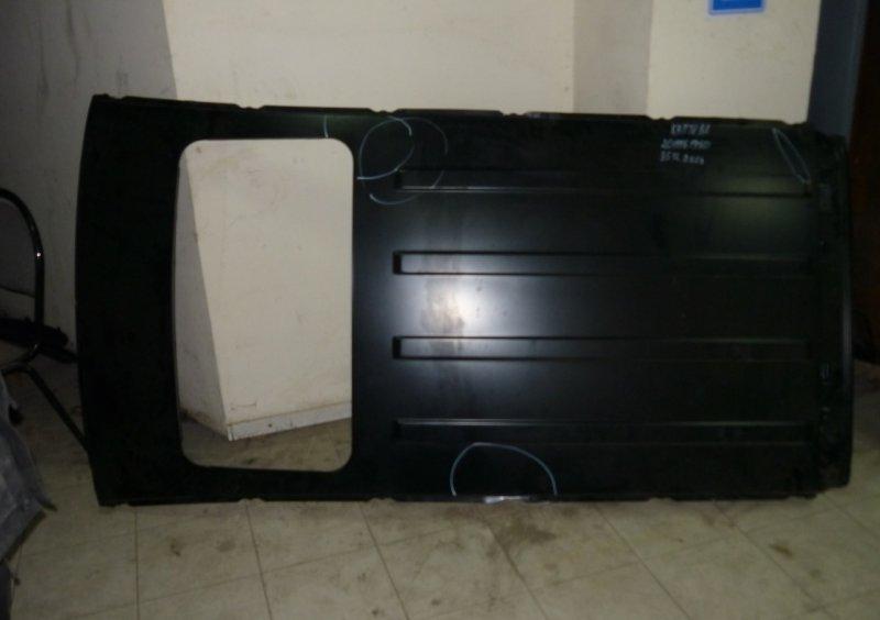 Лист крыши Chevrolet Captiva 1 2011