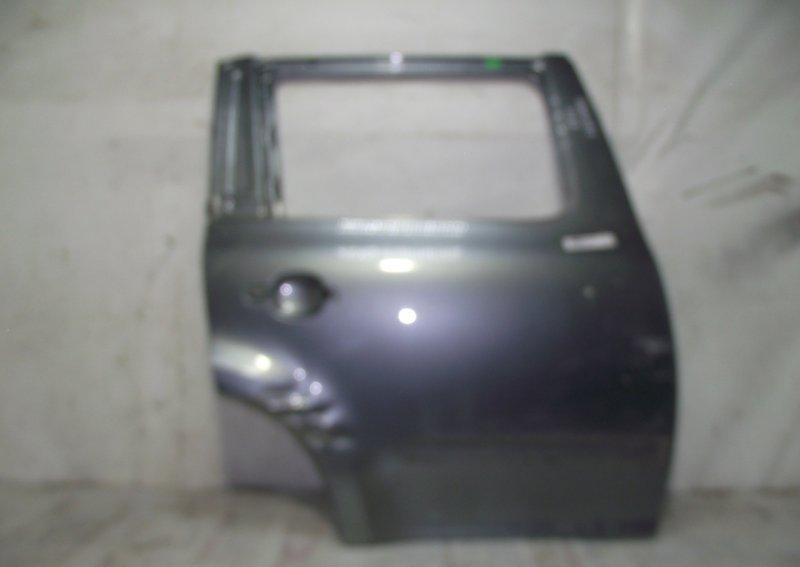 Дверь Skoda Yeti 1 2009 задняя правая