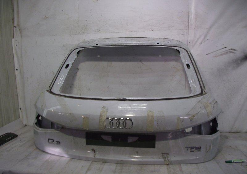Крышка багажника Audi Q3 1 2011