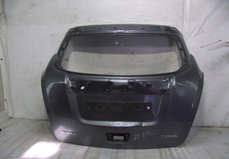 Крышка багажника Opel Mokka 1 2012