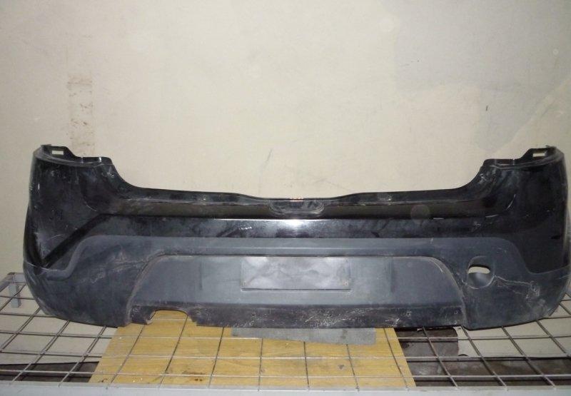 Бампер Renault Sandero 1 2009 задний