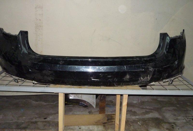 Бампер Bmw X6 F16 2014 задний верхний