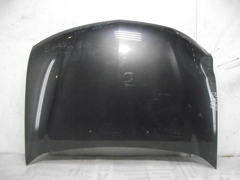 Капот Mitsubishi Pajero Sport 2 2008