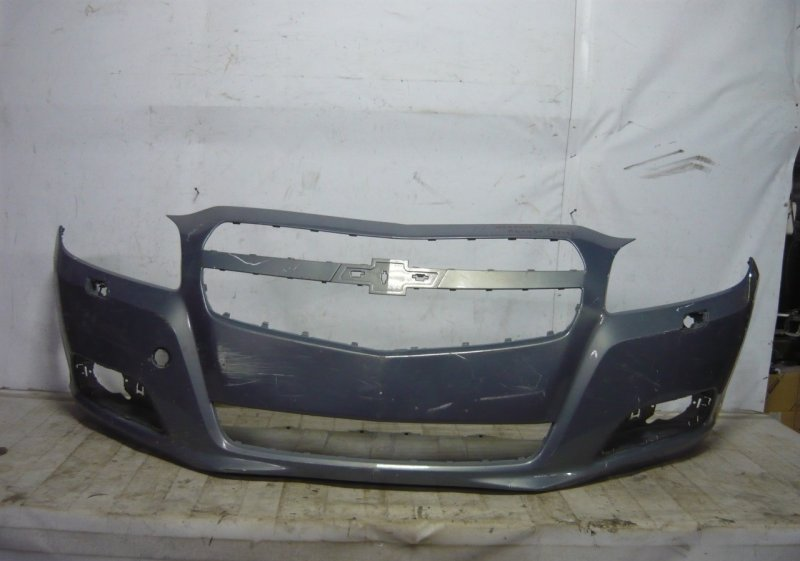 Бампер Chevrolet Malibu 8 2011 передний