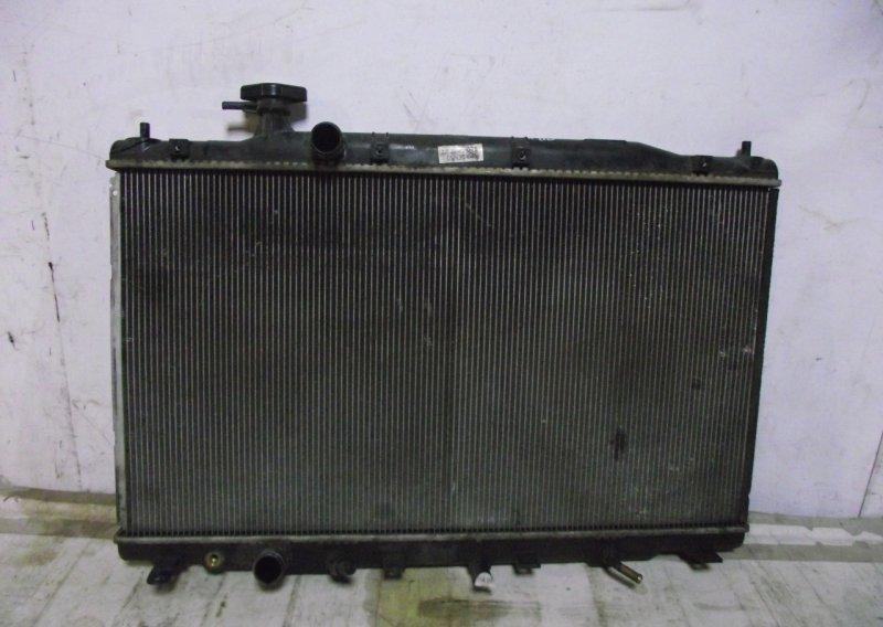 Радиатор охлаждения двс Honda Crv 3 2007