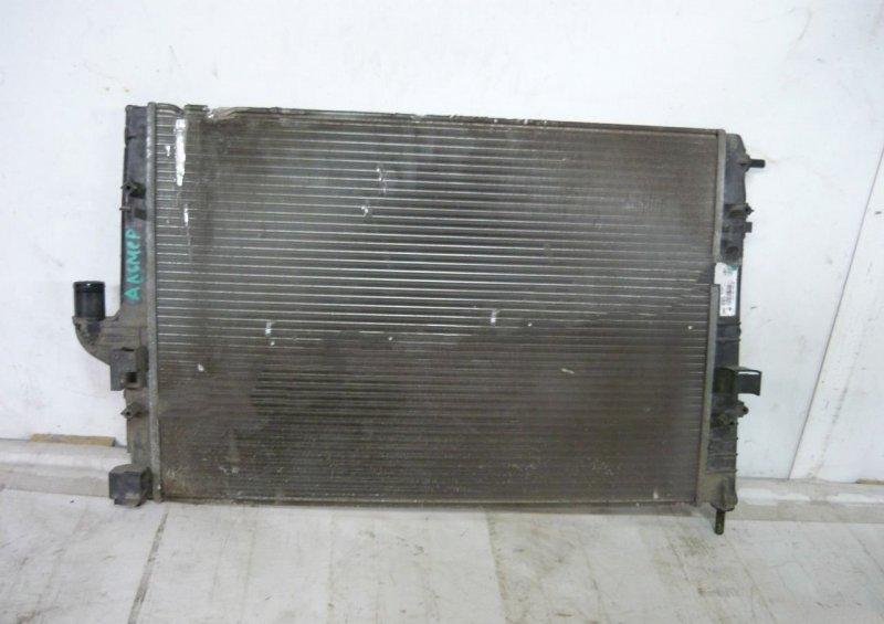 Радиатор охлаждения двс Renault Duster 1 2011