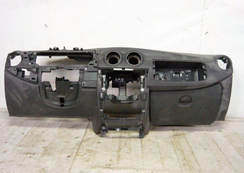 Торпеда панель Nissan Almera 3 G15 2012 передняя