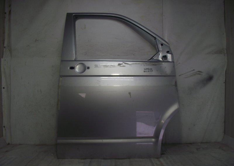 Дверь Volkswagen Multivan T5 2003 передняя правая