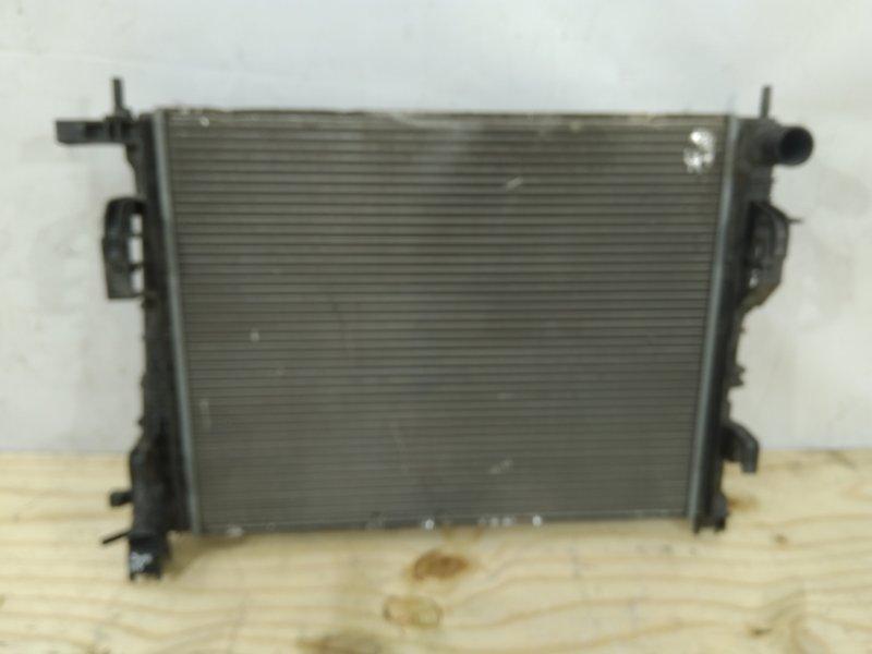 Радиатор охлаждения двс Renault Duster 1 2010