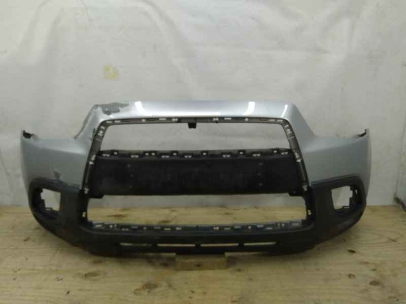 Бампер Mitsubishi Asx 1 2010 передний