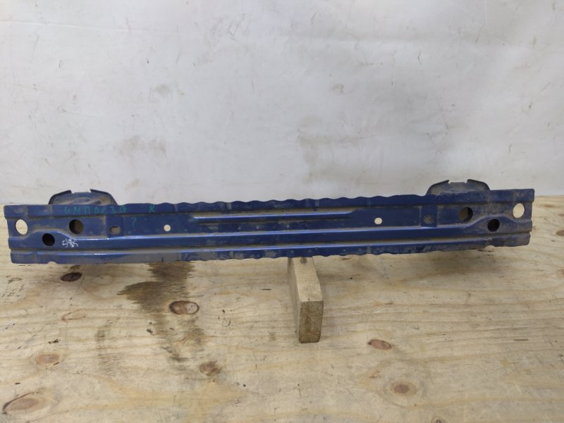 Усилитель бампера Subaru Impreza 4 2012 задний