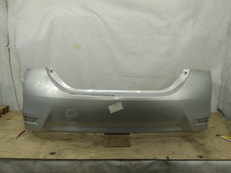 Бампер Toyota Corolla E180 2012 задний