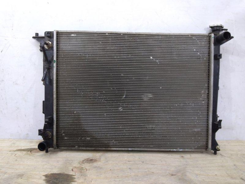 Радиатор охлаждения двс Hyundai Ix35 `1 2010