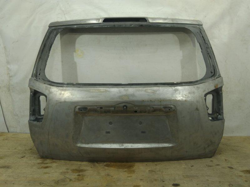 Крышка багажника Kia Mohave 1 2008