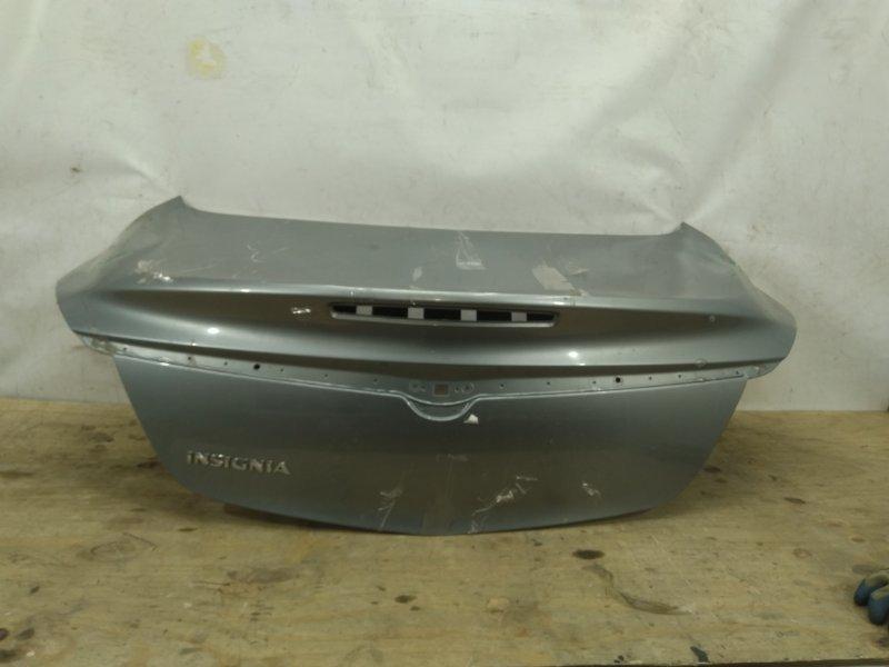 Крышка багажника Opel Insignia 1 2008