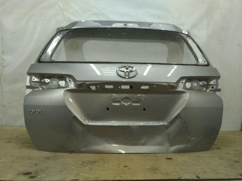 Крышка багажника Toyota Fortuner 2 2015
