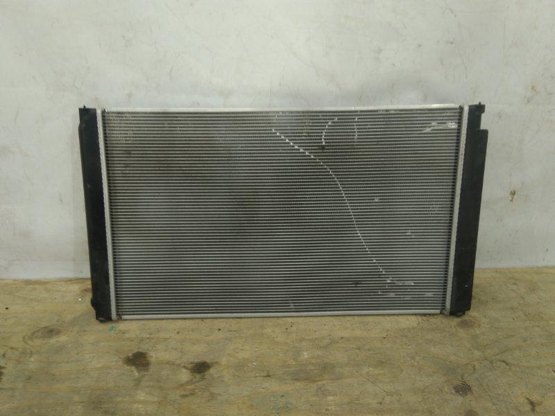 Радиатор двс Toyota Rav4 40 2013