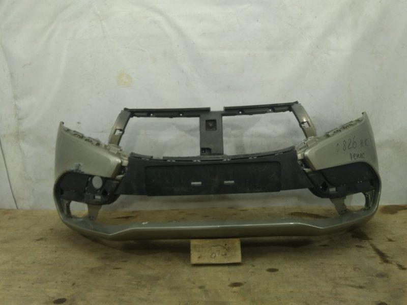 Бампер Lada Ваз X-Ray 1 2015 передний