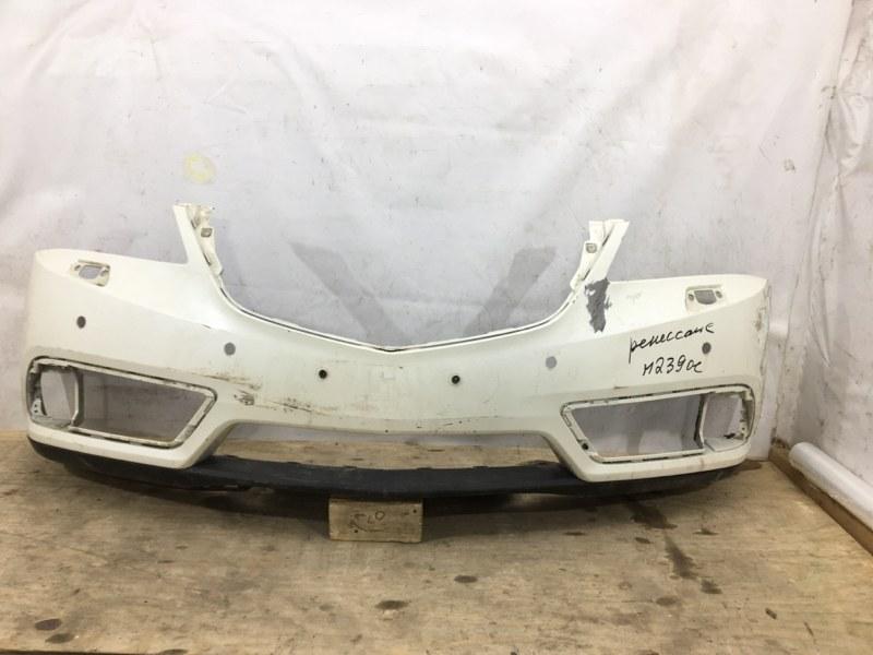 Бампер Acura Mdx 3 2013 передний