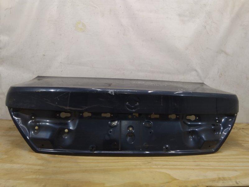 Крышка багажника Bmw 7 E65 2001