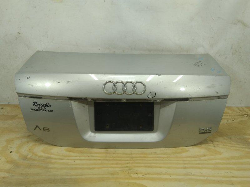 Крышка багажника Audi A6 C6 2004