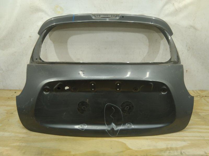 Крышка багажника Nissan Juke 1 F15 2010