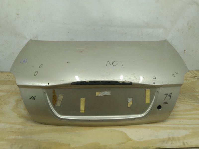 Крышка багажника Rover 75 1 2004