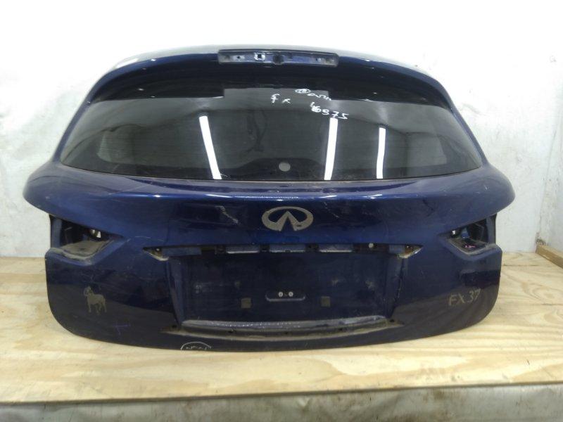 Крышка багажника Infiniti Ex 2 S51 2007