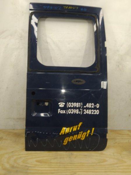 Крышка багажника Ford Transit 6 2006 задняя правая
