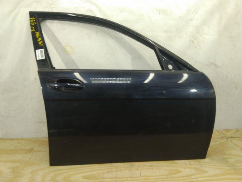 Дверь Bmw 7 E65 2001 передняя правая