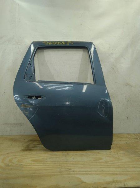 Дверь Renault Duster 1 2010 задняя правая