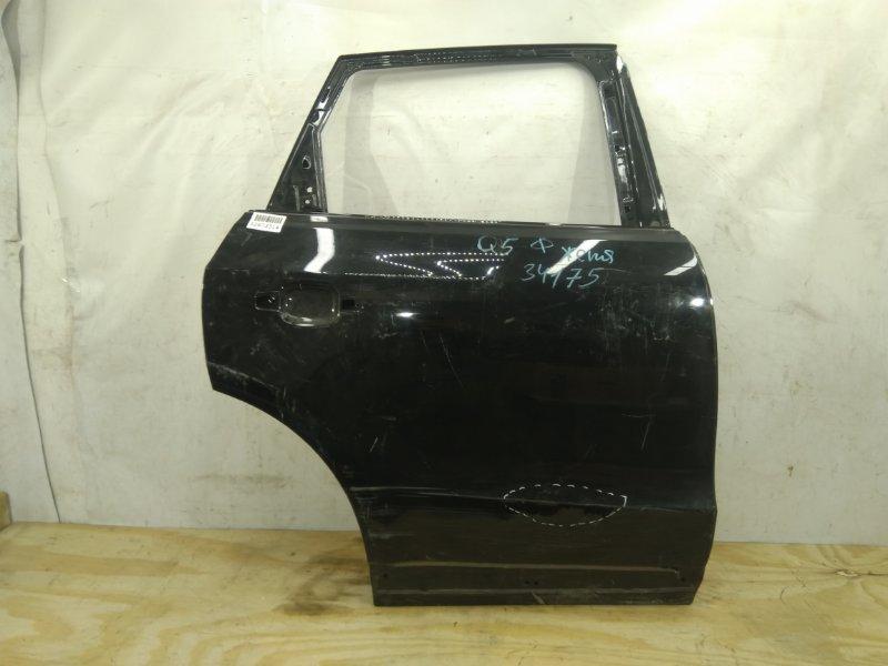 Дверь Audi Q5 1 8R 2008 задняя правая