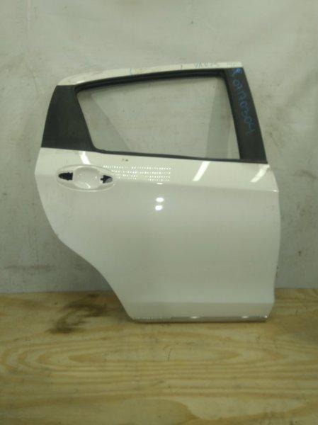 Дверь Toyota Yaris `3 P13 2010 задняя правая