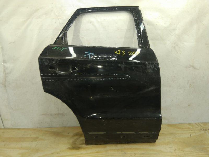 Дверь Audi Q3 `1 2011 задняя правая