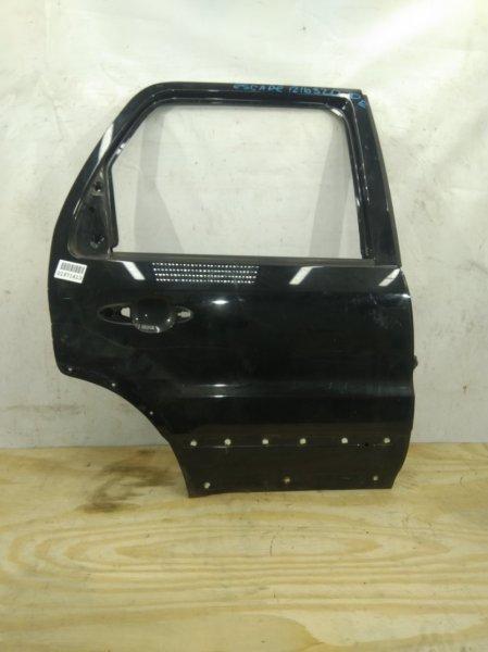 Дверь Ford Maverick 2 2000 задняя правая