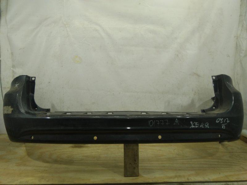 Бампер Dodge Caravan `5 2007 задний