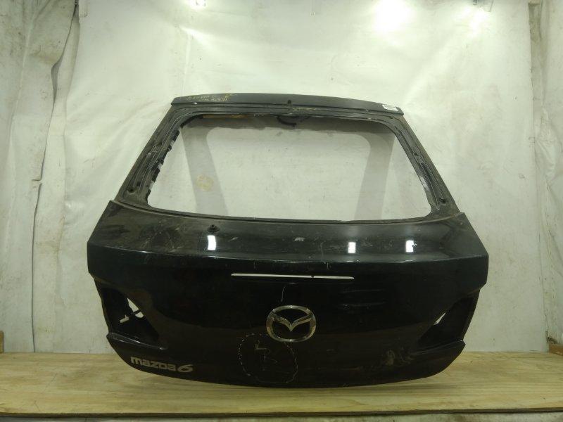 Крышка багажника Mazda 6 GH 2007 задняя