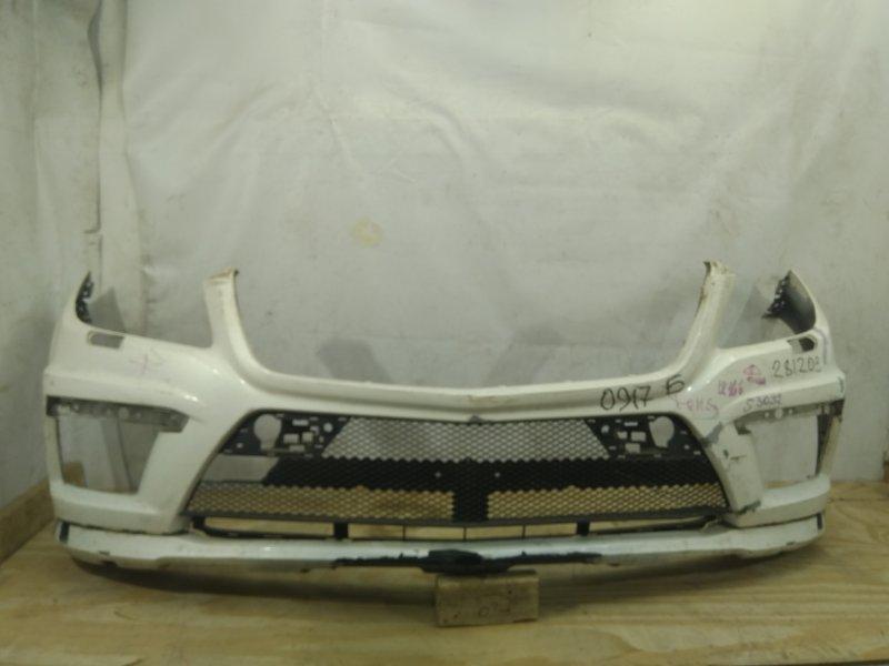 Бампер Mercedes Gl Amg `W166 2012 передний
