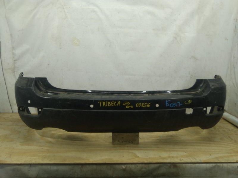 Бампер Subaru Tribeca 1 2007 задний