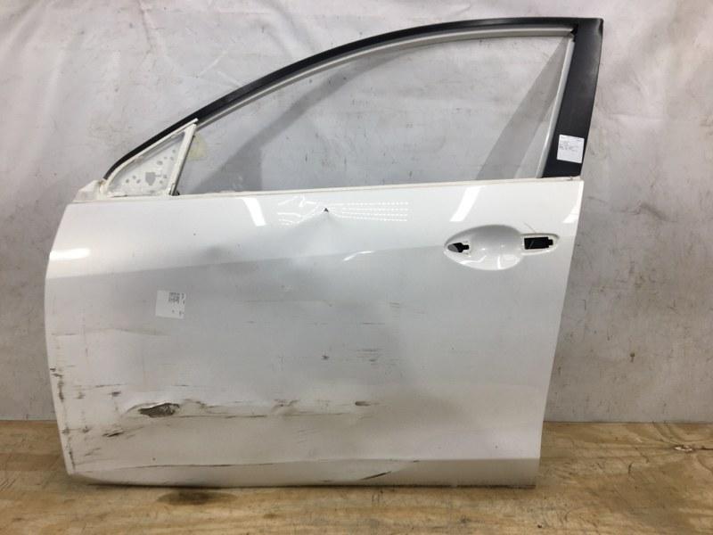 Дверь Mazda 3 BL 2009 передняя левая