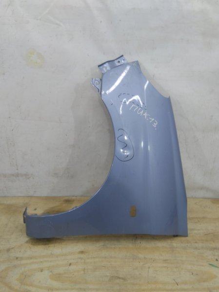 Крыло Kia Picanto 1 2007 переднее левое