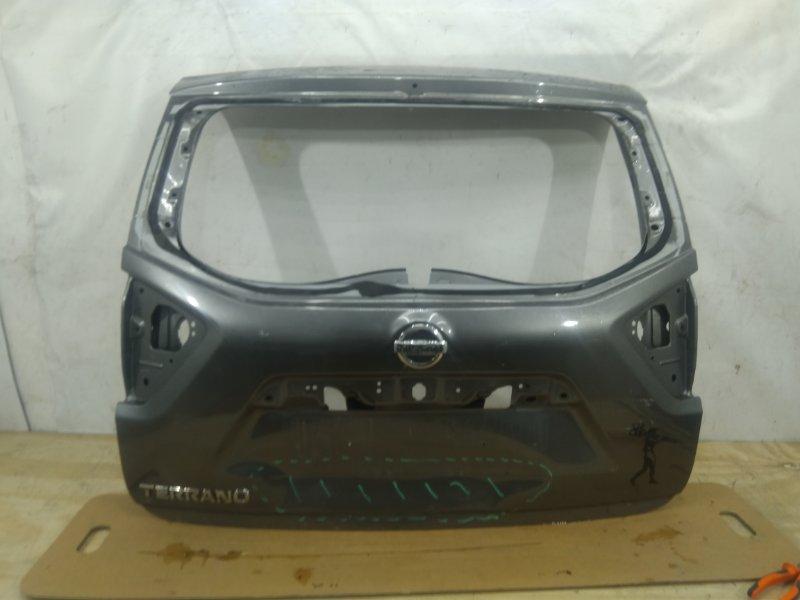 Крышка багажника Nissan Terrano `3 D10 2014