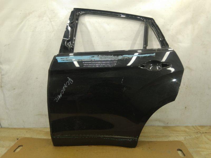 Дверь Bmw X6 F16 2014 задняя левая