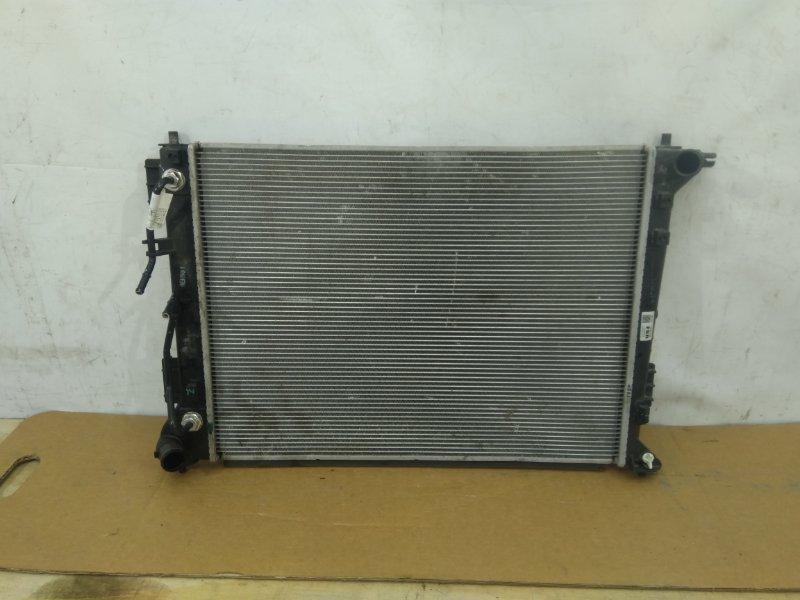 Радиатор охлаждения двс Kia Sportage 4 QL 2016